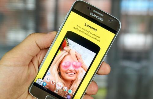 SnapChat și realitatea augmentată