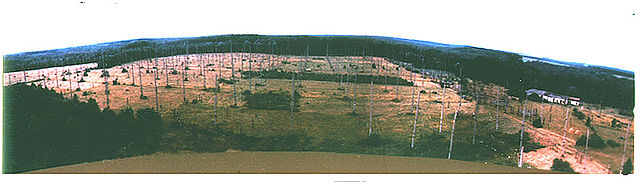Sura Ionospheric Heating Facility