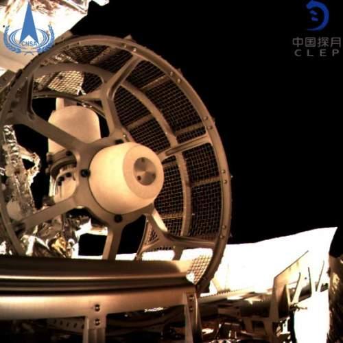 Robotul (rover) Yutu-2