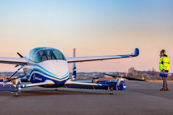 Vehicul aerian autonom dezvoltat de Boeing