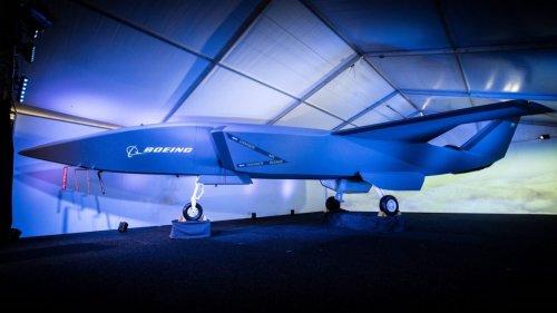 Avionul autonom de luptă Boeing