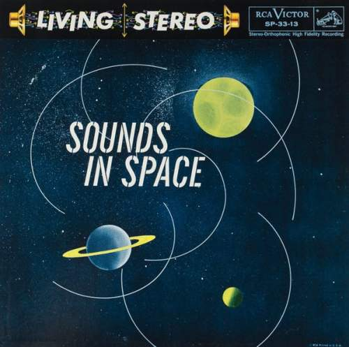 Albumul demonstrativ Sounds in Space produs de RCA Victor