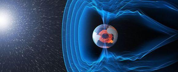 Câmpul magnetic protector al Pământului