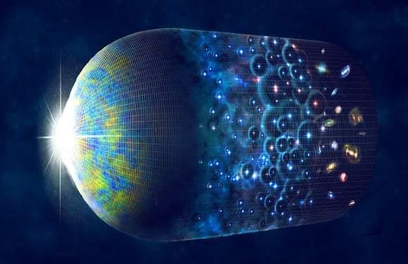 Evoluția Universului după Big Bang
