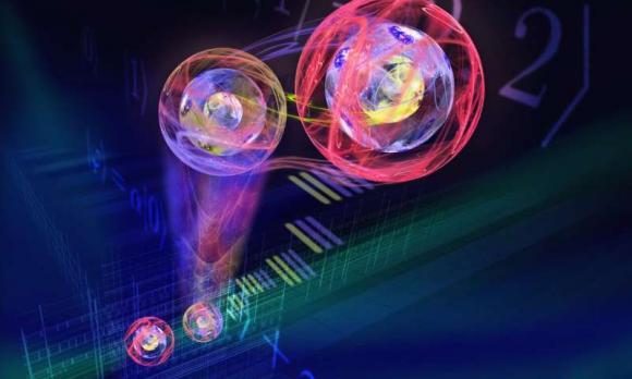 Teleportarea cuantică tridimensională
