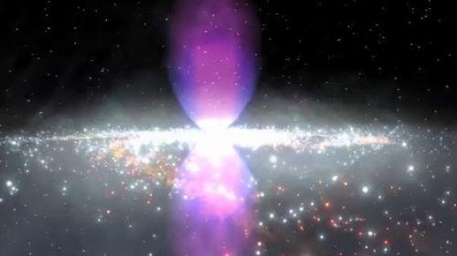 Bulele Fermi de radiații gamma