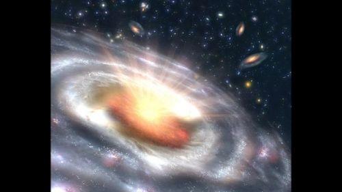 Cea mai mare gaură neagră TON 618