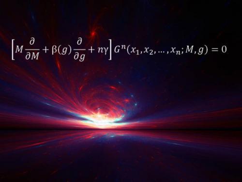 Ecuația Callan-Symanzik