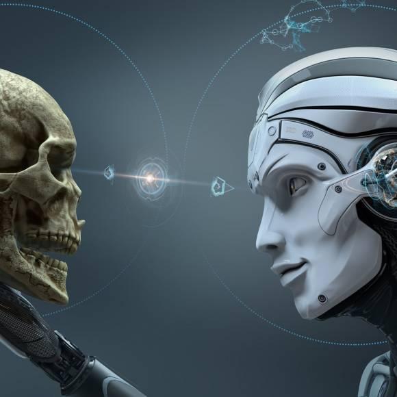 Inteligența artificială și omenirea