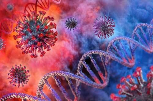 Genomul SARS-CoV-2