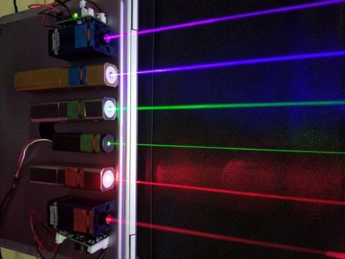 Fascicule laser