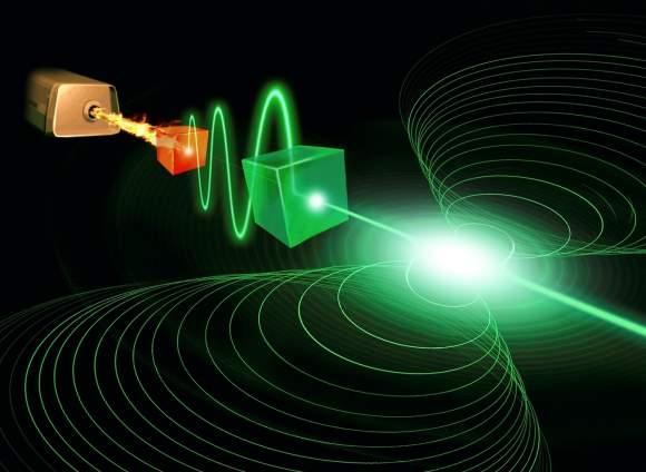Reinventarea laserului