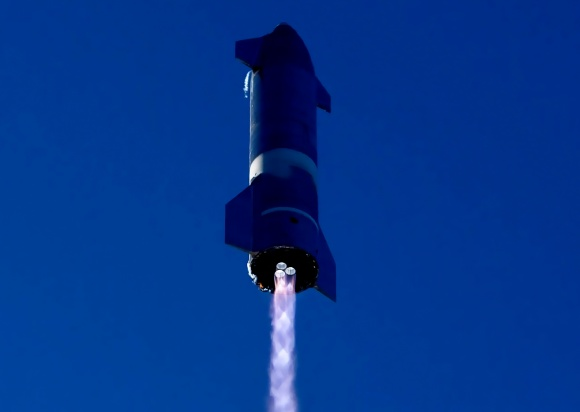 Prototipul SpaceX-SN8