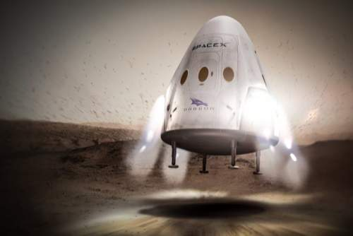 Capsula spațială Dragon (SpaceX)
