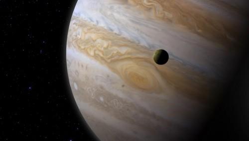 Jupiter și Io