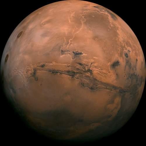 Marte și Pământul au puține asemănări