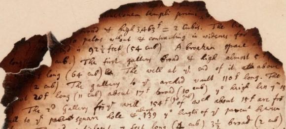 Manuscrisul ars al lui Newton
