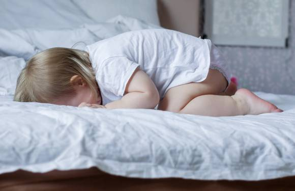 De ce copiii urăsc să doarmă