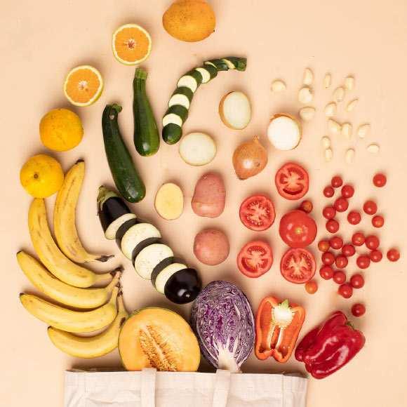 Fructele și legumele combat stresul