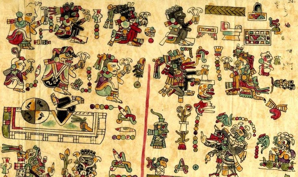 O descriere a vieții Mixtec