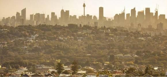 O zi fierbinte în Sydney