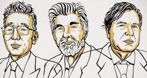 Syukuro Manabe, Klaus Hasselmann și Giorgio Parisi